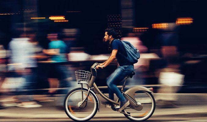 Пътна безопасност на велосипедист